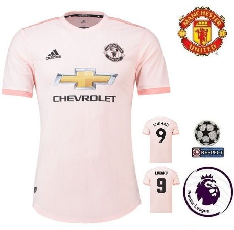 Camisa Manchester United 2018-19 (Away-Uniforme 2) -