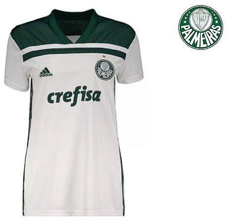 f9f642c7fb Camisa Palmeiras 2018-19 (Away-Uniforme 2) -