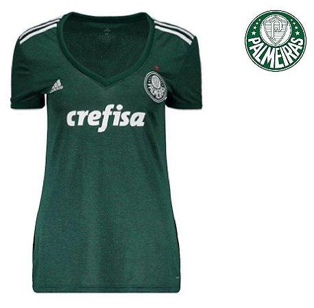 a8879ba452a6d Camisa Palmeiras 2018-19 (Home-Uniforme 1) -