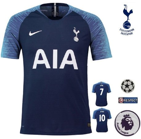 9cb0df3403 Camisa Tottenham Hotspur 2018-19 (Away-Uniforme 2) -