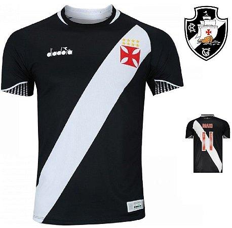 00611039ee Camisa Vasco da Gama 2018-19 (Home-Uniforme 1) - ACERVO DAS CAMISAS