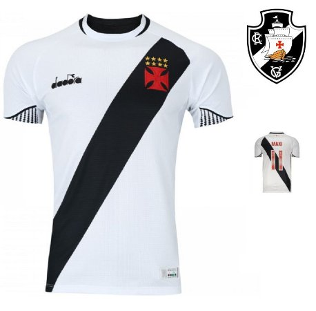 3aefbfc64441c Camisa Vasco da Gama 2018-19 (Away-Uniforme 2) -
