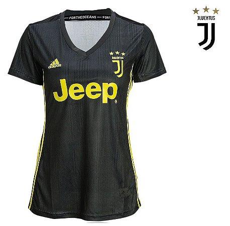 Camisa Juventus 2018-19 (Third-Uniforme 3) -