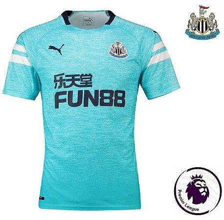 Camisa Newcastle 2018-19 (Third-Uniforme 3) -