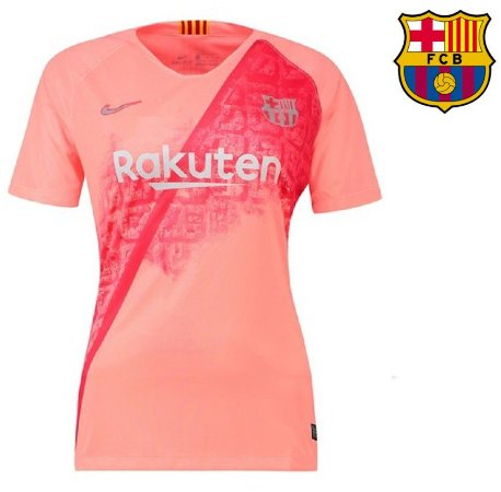 Camisa Barcelona 2018-19 (Third-Uniforme 3) -
