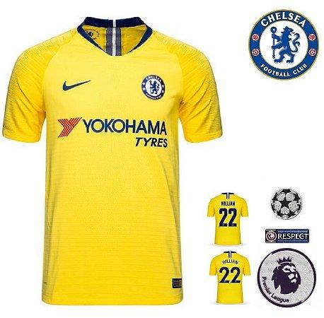 e2e879b62c Camisa Chelsea 2018-19 (Away-Uniforme 2) -
