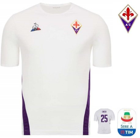 a36b703f11 Camisa Fiorentina 2018-19 (Away-Uniforme 2) - ACERVO DAS CAMISAS