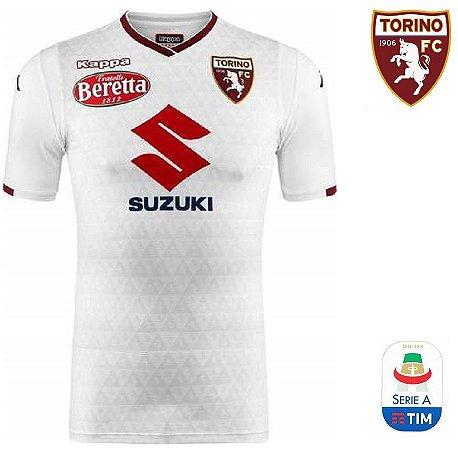 fdf8acb42c41f Camisa Torino 2018-19 (Away-Uniforme 2) - ACERVO DAS CAMISAS
