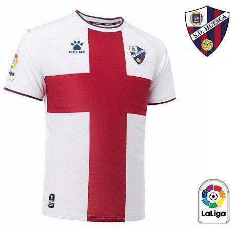 e367a0b782cc1 Camisa S.D. Huesca 2018-19 (Away-Uniforme 2) - ACERVO DAS CAMISAS