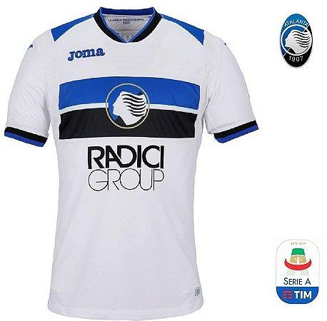 Camisa Atalanta 2018-19 (Away-Uniforme 2) - ACERVO DAS CAMISAS 2c78f618e6529