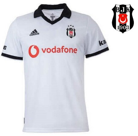 Camisa Besiktas 2018-19 (Home-Uniforme 1) -