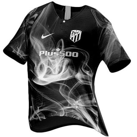 c0a29234397b1 Camisa Atlético de Madrid FIFA19 Digital 4th - ACERVO DAS CAMISAS