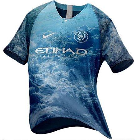 Camisa Manchester City FIFA19 Digital 4th - ACERVO DAS CAMISAS 6e8863551eae7