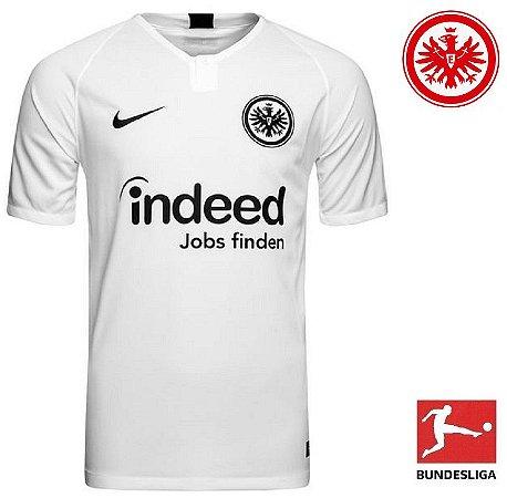 d4110440f Camisa Eintracht Frankfurt 2018-19 (Away-Uniforme 2) - ACERVO DAS ...
