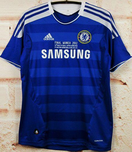 Camisa Chelsea 2011-2012 (Home-Uniforme 1)