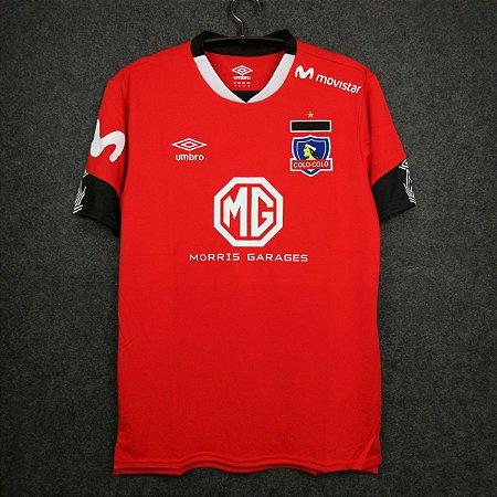 Camisa Colo Colo 2019-20 (Third-Uniforme 3) - Modelo Torcedor