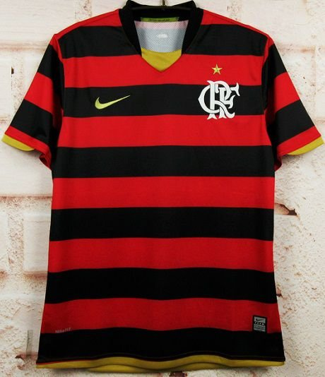 Camisa Flamengo 2008 (Home-Uniforme 1)