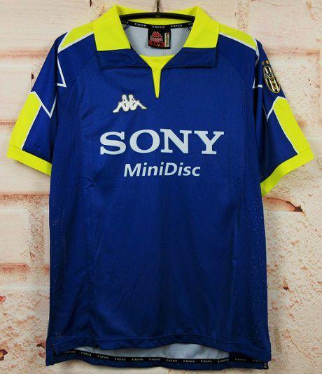 camisa juventus 1997 1998 away uniforme 2 acervo das camisas camisa juventus 1997 1998 away uniforme 2