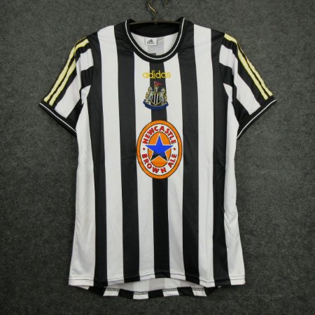 Camisa Newcastle 1997-1999 (Home-Uniforme 1)