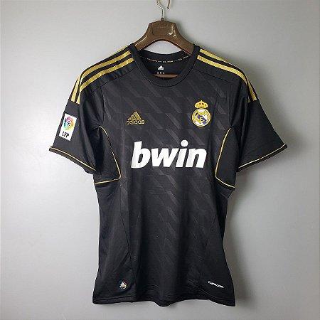 Camisa Real Madrid 2011-2012 (Away-Uniforme 2)