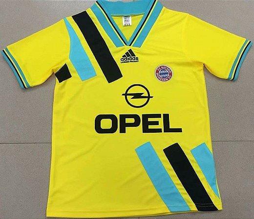 Camisa Bayern Munich 1993-1994 (Away-Uniforme 2)