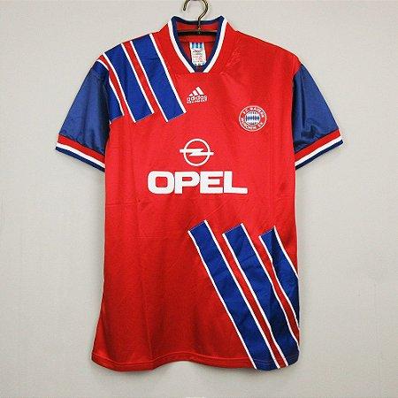 Camisa Bayern Munich 1993-1994 (Home-Uniforme 1)