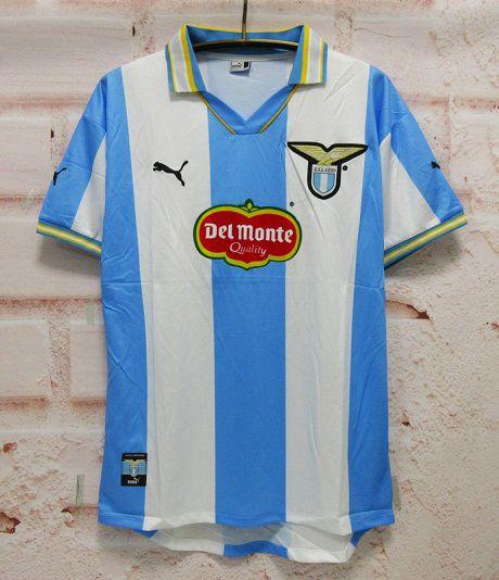 Camisa Lazio 1999 (Supercopa da UEFA)
