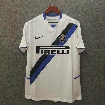 Camisa Internazionale 2002-2003 (Away-Uniforme 2)