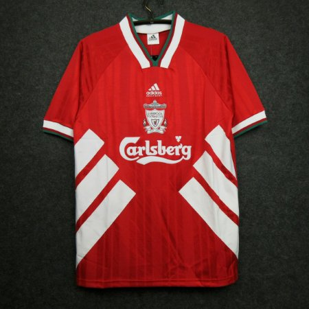 Camisa Liverpool 1993-1995 (Home-Uniforme 1)