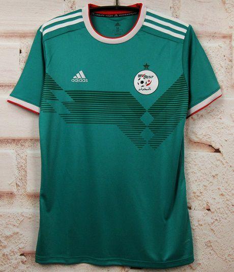 Camisa Argélia 2019-20 (Away-Uniforme 2)
