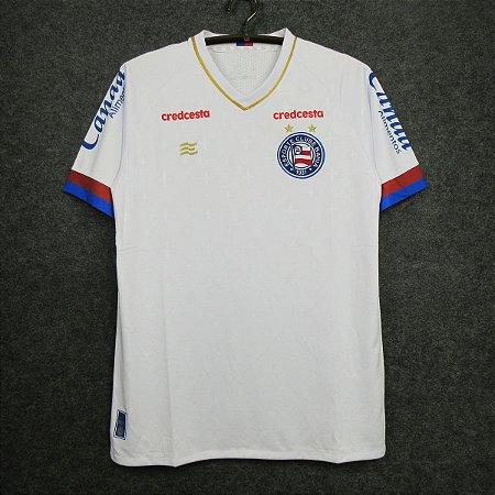 Camisa Bahia 2020-21 (Home-Uniforme 1) - Modelo Torcedor