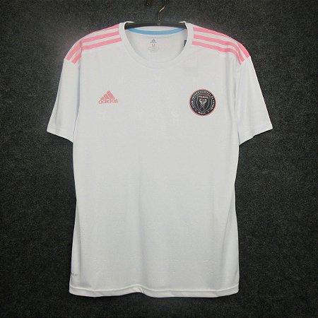 Camisa Inter Miami 2020-21 (Home-Uniforme 1) - Modelo Torcedor