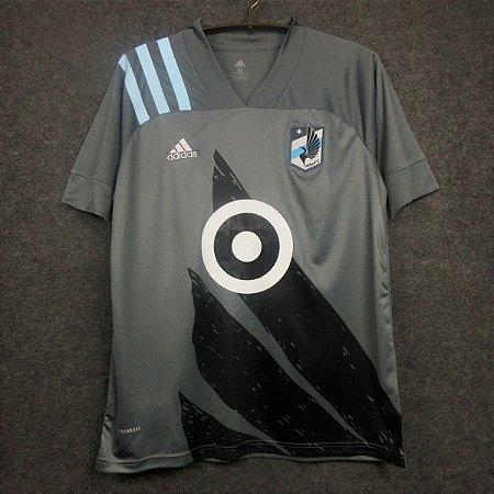 Camisa Minnesota United 2020-21 (Home-Uniforme 1) - Modelo Torcedor