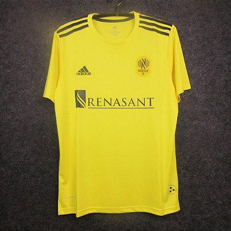 Camisa Nashville SC 2020-21 (Home-Uniforme 1) - Modelo Torcedor