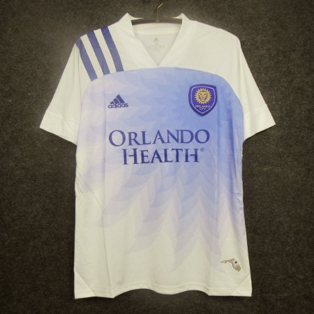Camisa Orlando City 2020-21 (Away-Uniforme 2) - Modelo Torcedor
