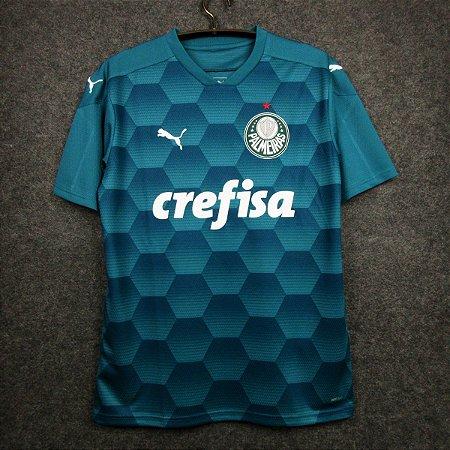 Camisa Palmeiras 2020-21 Goleiro (Away-Uniforme 2) - Modelo Torcedor
