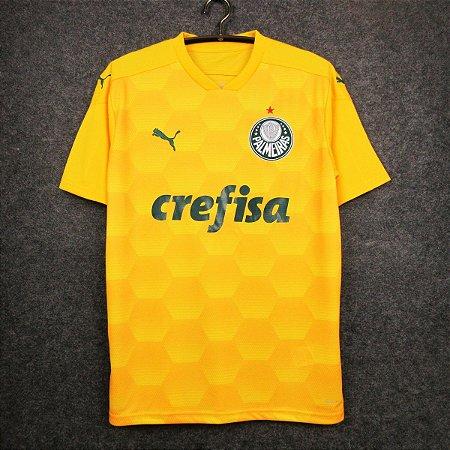 Camisa Palmeiras 2020-21 Goleiro (Home-Uniforme 1) - Modelo Torcedor