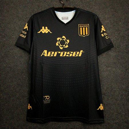 Camisa Racing Club 2020-21 (Away-Uniforme 2) - Modelo Torcedor