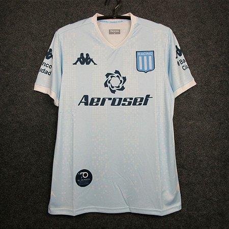 Camisa Racing Club 2020-21 (Third-Uniforme 3) - Modelo Torcedor