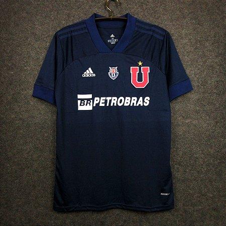 Camisa Universidad de Chile 2020-21 (Home-Uniforme 1) - Modelo Torcedor