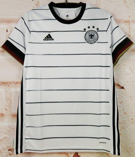 Camisa Alemanha 2020-21 (Home-Uniforme 1) - Modelo Torcedor