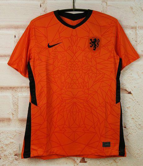 Camisa Holanda 2020-21 (Home-Uniforme 1) - Modelo Torcedor