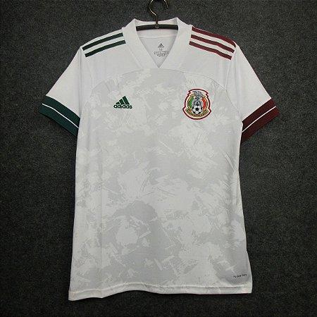 Camisa México 2020-21 (Away-Uniforme 2) - Modelo Torcedor