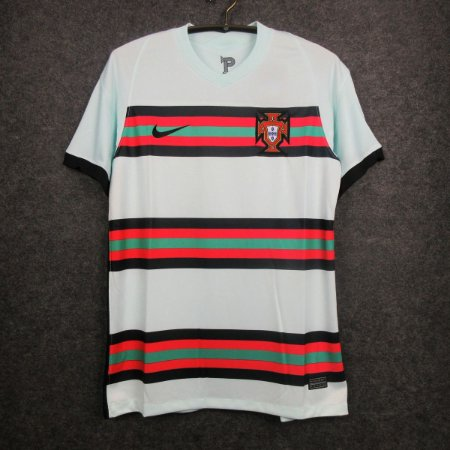 Camisa Portugal 2020-21 (Away-Uniforme 2) - Modelo Torcedor