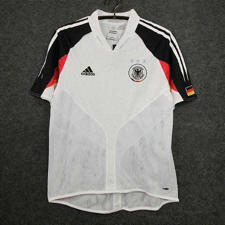 Camisa Alemanha 2004 Eurocopa (Home-Uniforme 1)