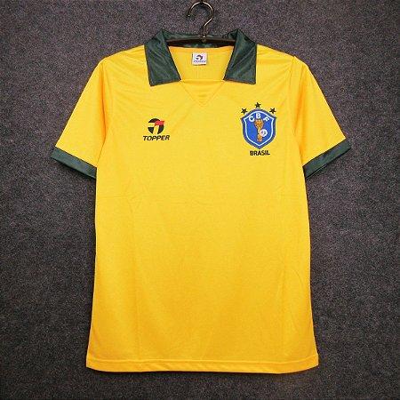 Camisa Brasil 1988 (Uniforme-1)