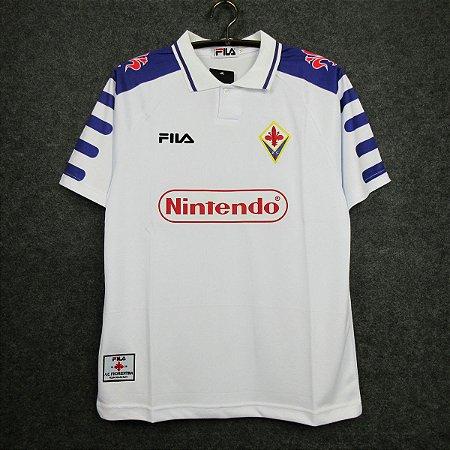 Camisa Fiorentina 1998-1999 (Away-Uniforme 2)
