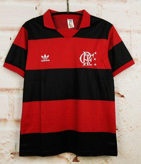Camisa Flamengo 1982 (Home-Uniforme 1)