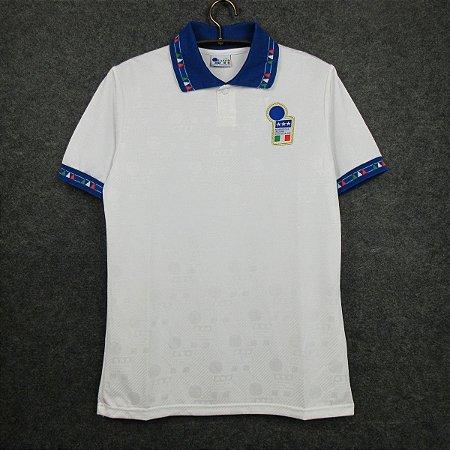 Camisa Itália 1994 (Away-Uniforme 2)  - Copa do Mundo