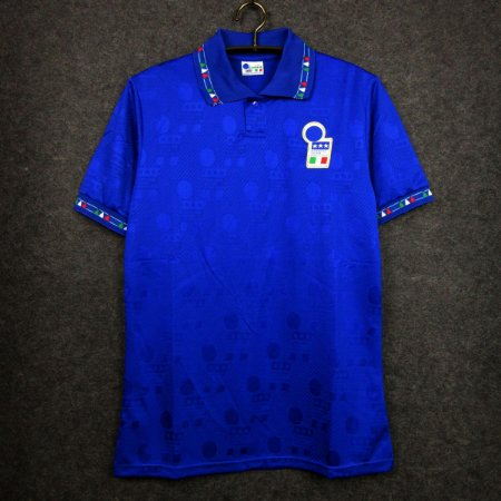 Camisa Itália 1994 (Home-Uniforme 1) - Copa do Mundo